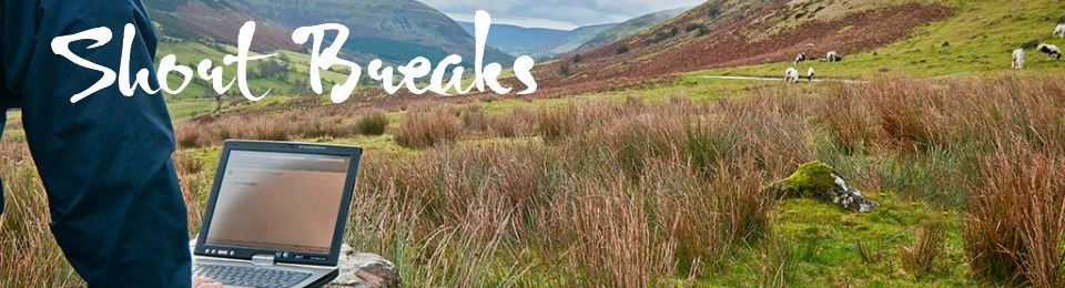 Find Short Breaks in Mid Wales