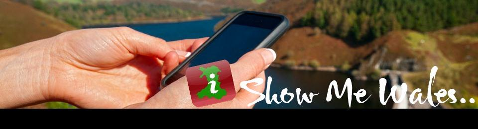 FREE download of Show Me Wales - available for iphone, ipad &amp; Android